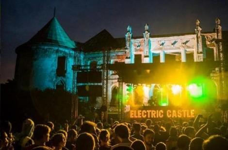 Electric Castle Festival e in cautare de voluntari!!